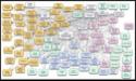 Chart of Koch Influenced Organizations via @supertascha 920_sc13