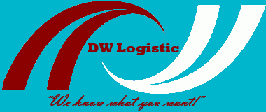 DW Logistic - WE KNOW WHAT YOU WANT Logo_b10