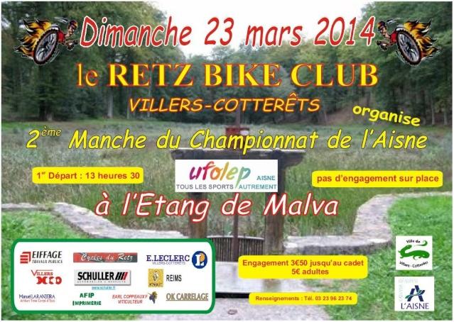 23/03/14 2eme manche départementale étang de malva Ob_db310