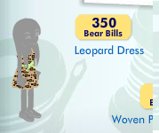 Leopard Dress Item_319