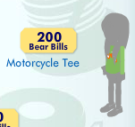 Motorcycle Tee Item_418