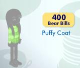 Puffy Coat Item_419
