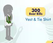 Vest and Tie Shirt Item_421