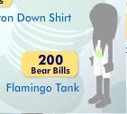 Flamingo Tank Item_520