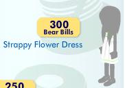 Strappy Flower Dress Item_617