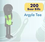 Argyle Tee Item_715