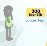 Soccer Tee Item_717