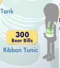 Ribbon Tunic Item_816