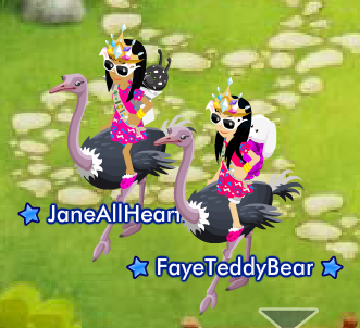 do you have a best friend on bearville? Jane_t16