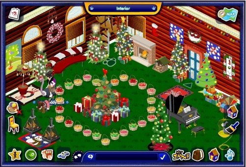 my house xDD Xmas_h11