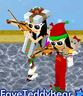 do you have a best friend on bearville? Xmas_j11
