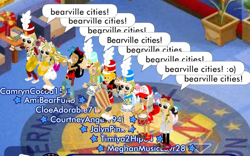 Bearville Band Untit169