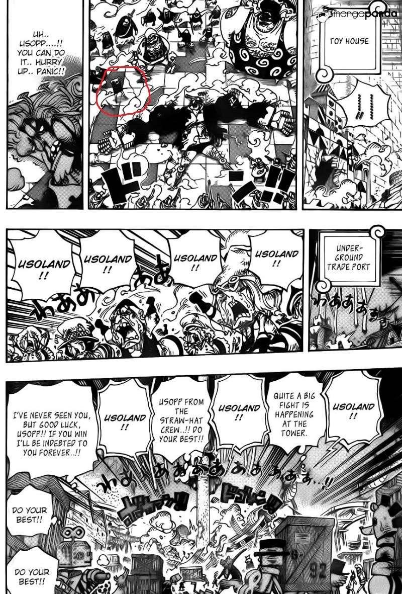 One Piece Kapitel 742: Ich werde immer in deiner Nähe sein - Seite 4 Dellin10