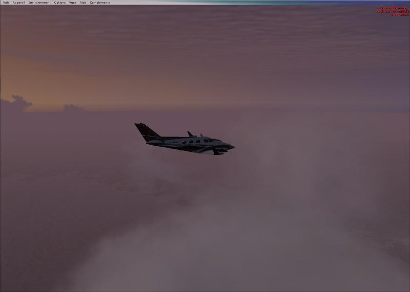 The First Flight Plan, Premier Plan de vol pour Shag 2014-415