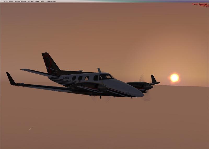 The First Flight Plan, Premier Plan de vol pour Shag 2014-416