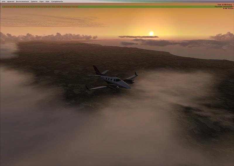 The First Flight Plan, Premier Plan de vol pour Shag 2014-418