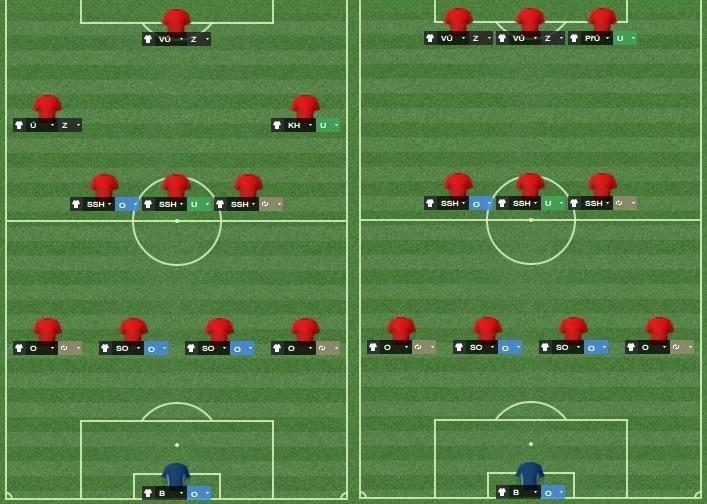 4-3-3 vs 4-3-3 Ss10