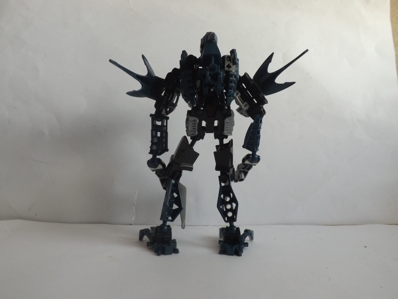 [MOC] Les mocs de Skrall789 (Nouveau Moc : MOCS BFGM : Akhatos - God of the Skull Spiders)  - Page 5 Dscf3541