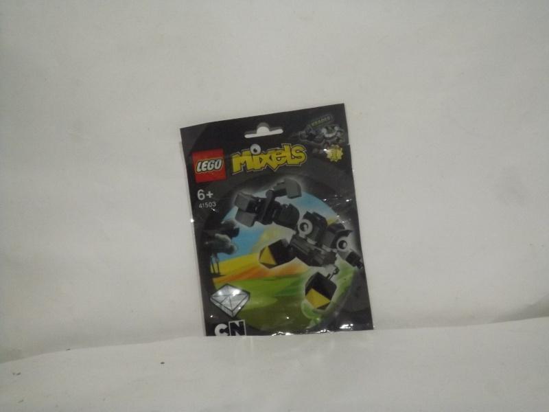 [Revue] LEGO Mixels 41503 : Krader Dscf3920