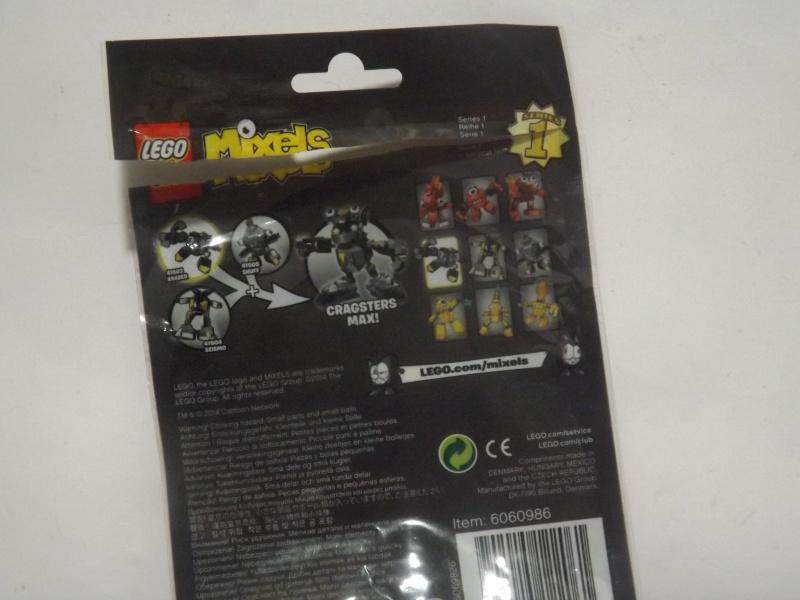 [Revue] LEGO Mixels 41503 : Krader Dscf3921
