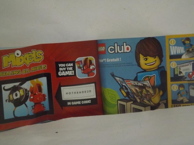 [Revue] LEGO Mixels 41503 : Krader Dscf3923