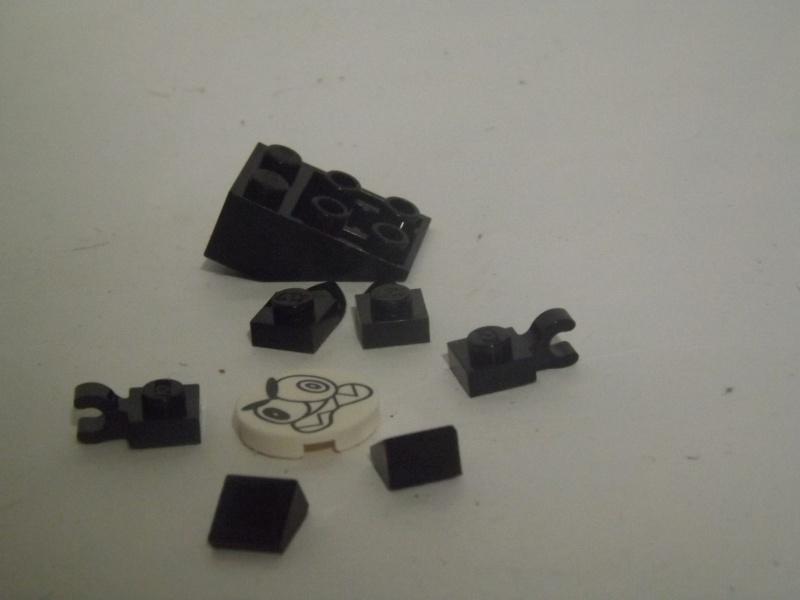 [Revue] LEGO Mixels 41503 : Krader Dscf4011