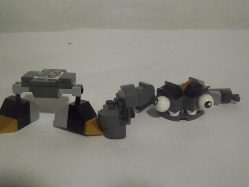 [Revue] LEGO Mixels 41503 : Krader Dscf4013