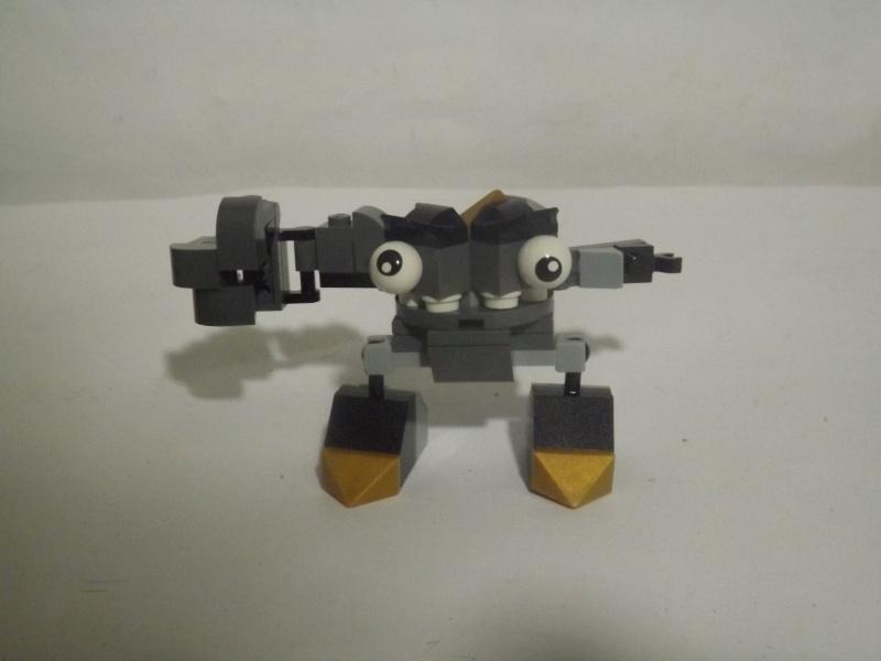 [Revue] LEGO Mixels 41503 : Krader Dscf4015