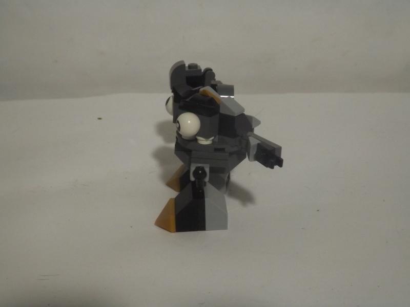 [Revue] LEGO Mixels 41503 : Krader Dscf4016