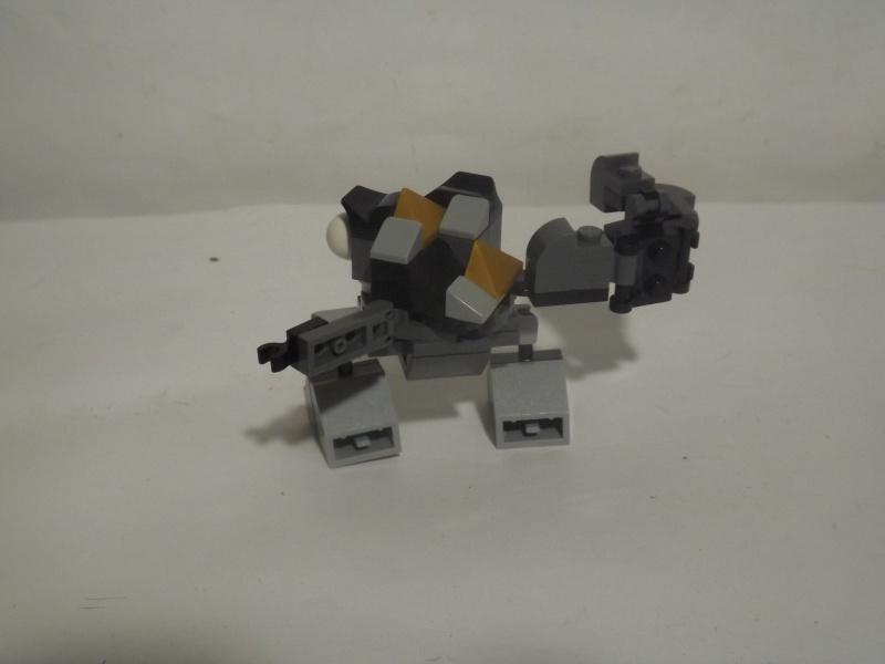 [Revue] LEGO Mixels 41503 : Krader Dscf4017