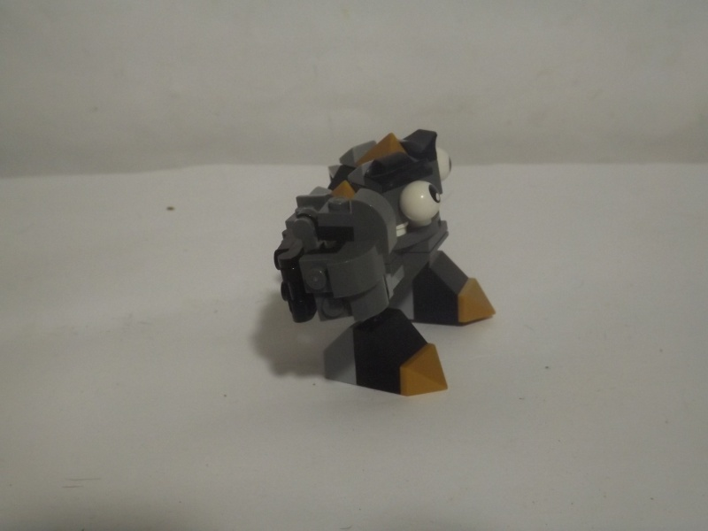 [Revue] LEGO Mixels 41503 : Krader Dscf4018