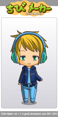 ChibiMaker and OC's Will10