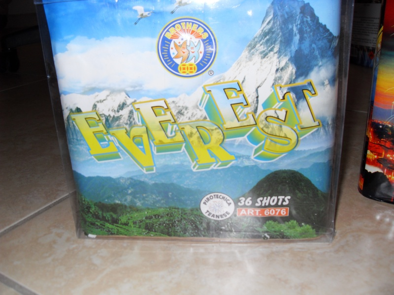 Everest 36 lanci nuova versione Sdc10327