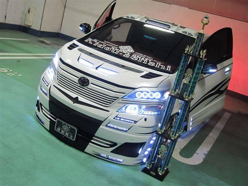 Les Vans Japonais F10