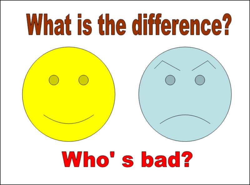 Gioco: trova le differenze Faccin10