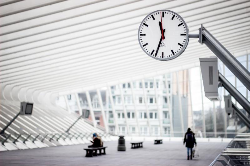 le trot de calatrava Horlog10