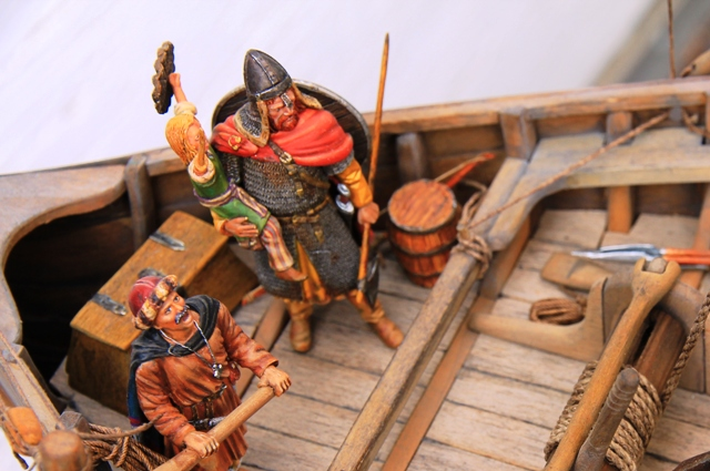 Besatzung eines Wikingerhandelsschiffs (Knarr) - Seite 2 Kriege10