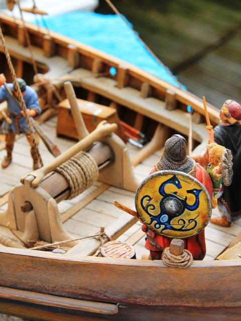 Besatzung eines Wikingerhandelsschiffs (Knarr) - Seite 2 Kriege11