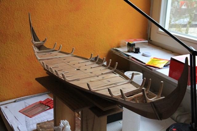 Gokstadschiff Schiff11