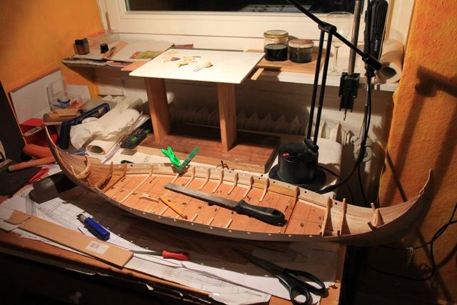 Gokstadschiff Schiff15