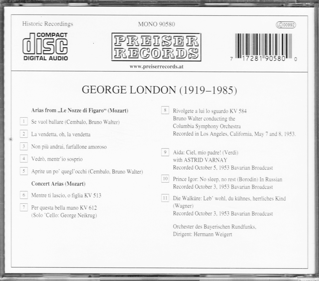 Debussy - Pelléas et Mélisande (3) - Page 9 London11
