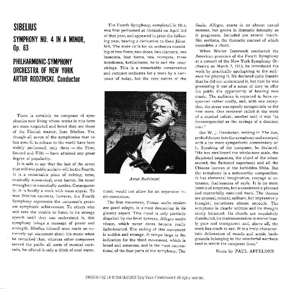Les Symphonies de Sibelius - Page 3 Rodzin10