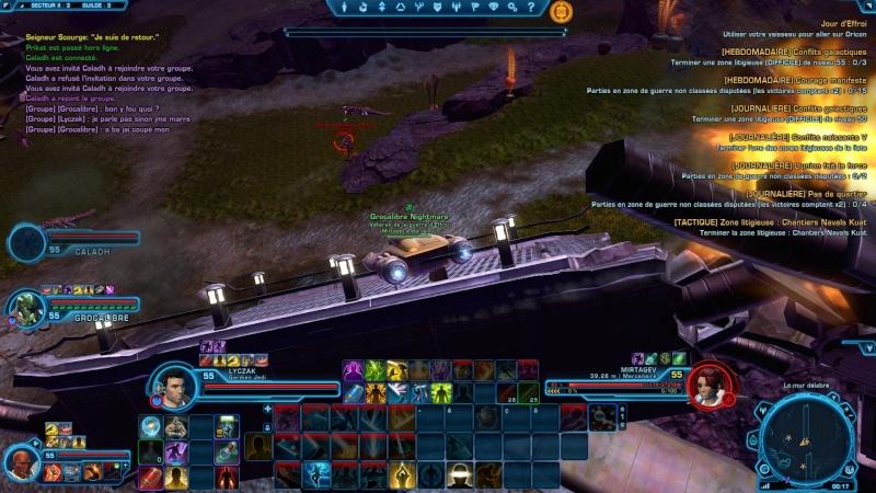 Mirtagev a été vaincu.   Révélation Screen32