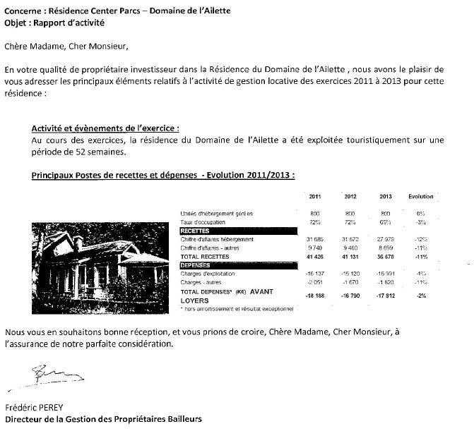2011/2013  résumé financier 112