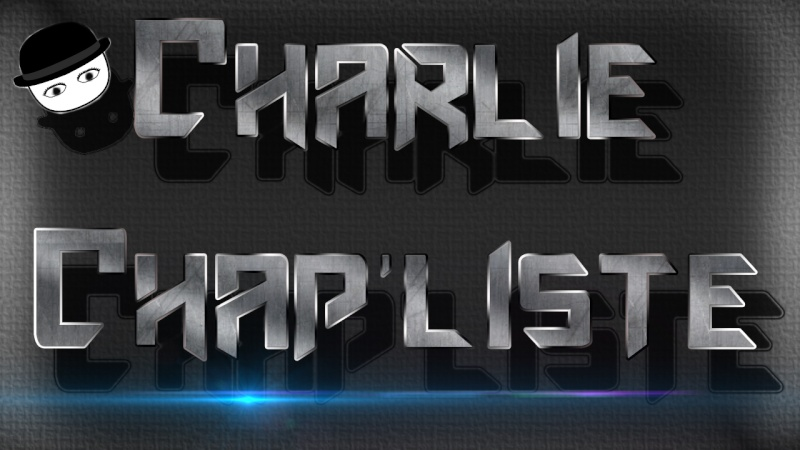 Charlie Chap'liste