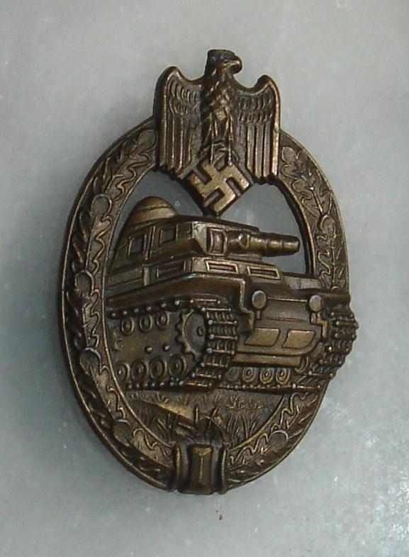 Brevet Panzer bronze AS Dsc00610