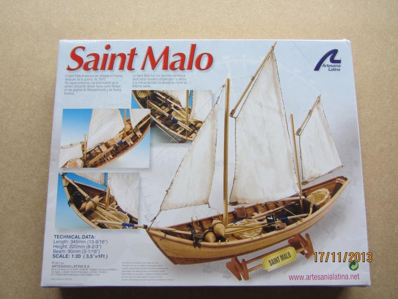 """Le """"Saint Malo"""" de Artesania Latina au 1/20° Img_1710"""