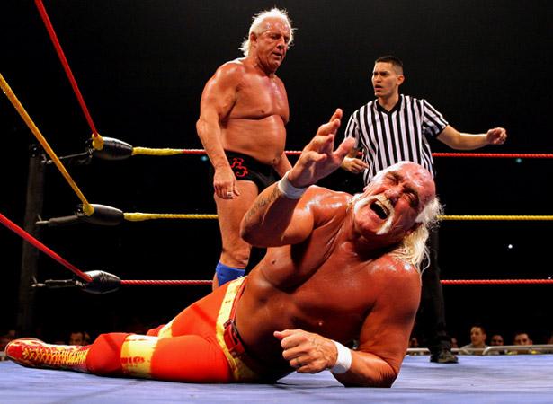 [Compétition] Triple H annonce une unification des titres à TLC  - Page 3 Ric-fl10