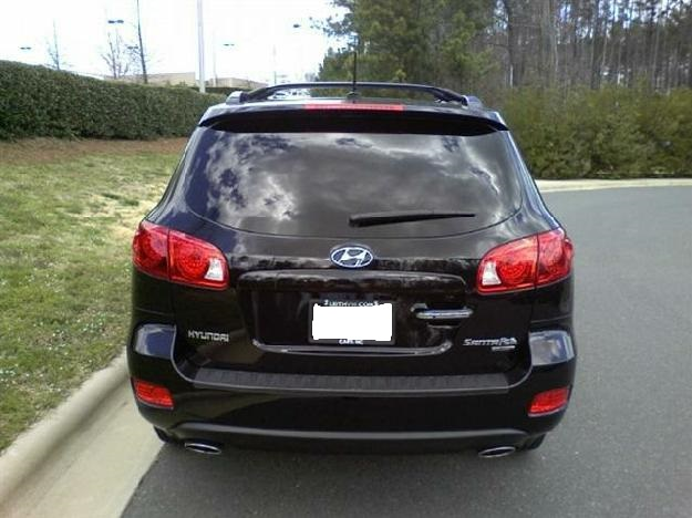 New Santa Fe Owner from DC!  Pic10