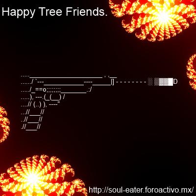 Happy tree friends-Fuerzas unidas (élite) Ee10